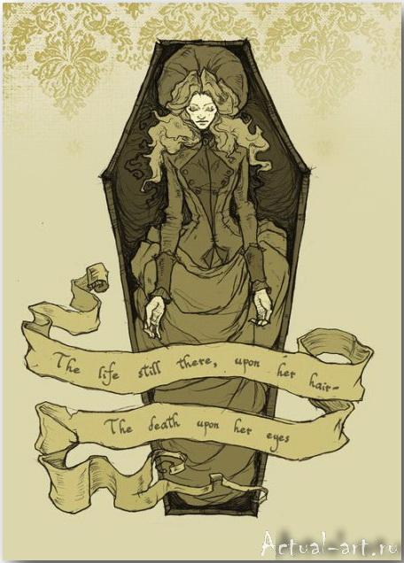 Абигайль Ларсон (Abigail Larson)_illustration_17