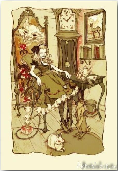 Абигайль Ларсон (Abigail Larson)_illustration_18