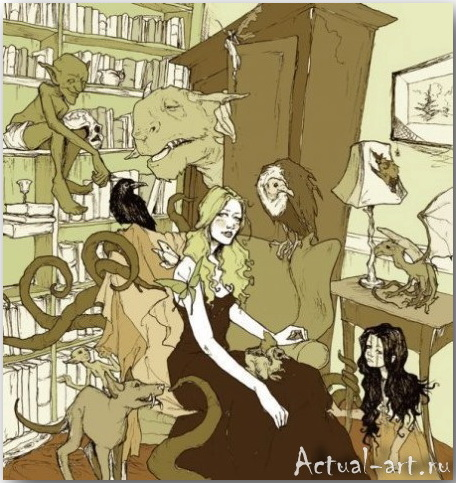 Абигайль Ларсон (Abigail Larson)_illustration_19