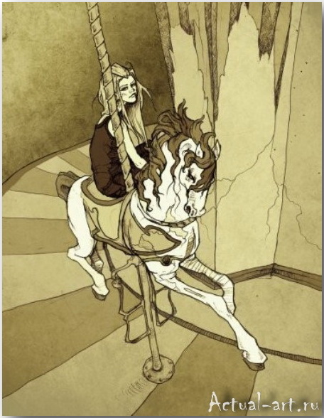 Абигайль Ларсон (Abigail Larson)_illustration_20