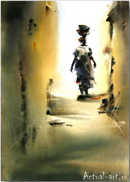 Cao Bei-an_art_Живопись_21