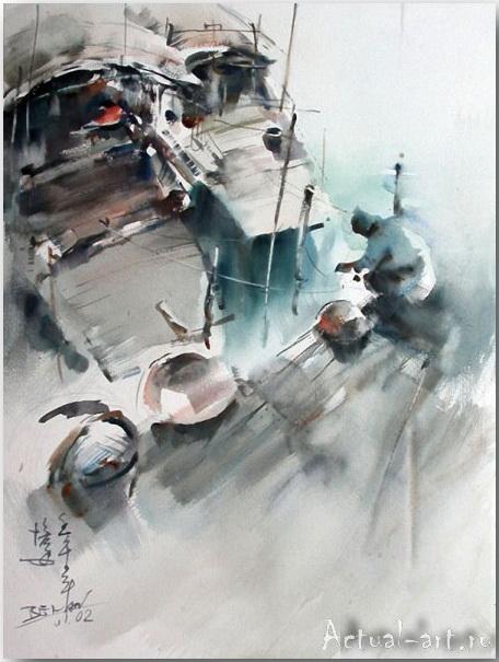 Cao Bei-an_art_Живопись_23