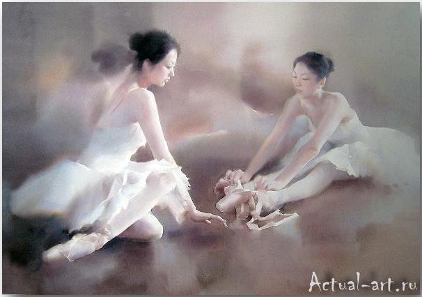 Liu Yi_art_Живопись_02