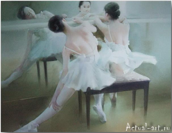 Liu Yi_art_Живопись_04