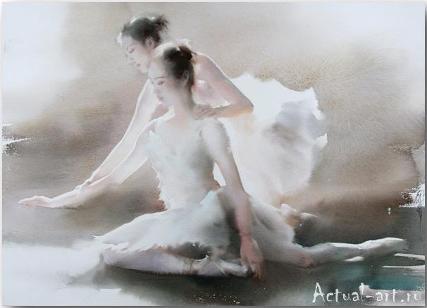 Liu Yi_art_Живопись_06