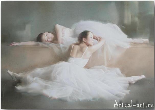 Liu Yi_art_Живопись_07
