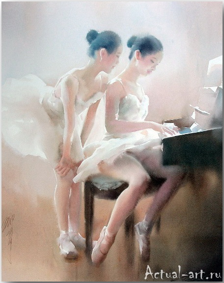 Liu Yi_art_Живопись_12