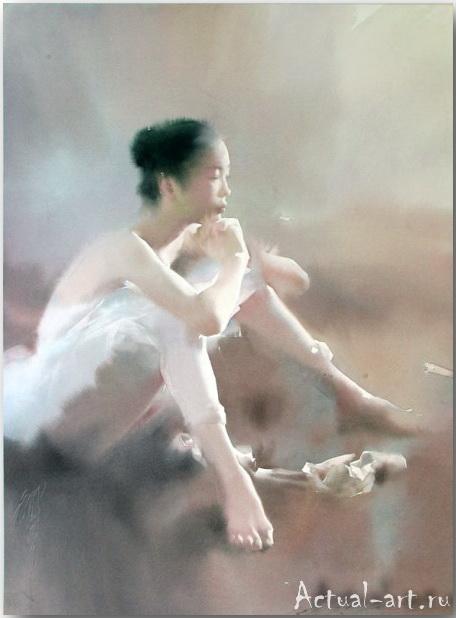 Liu Yi_art_Живопись_13
