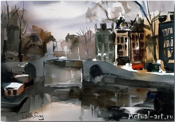 Josep Crunas_art_Живопись_13