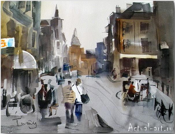 Josep Crunas_art_Живопись_17