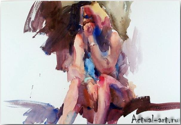 Том Францескони (Tom Francesconi)_art_Живопись_08