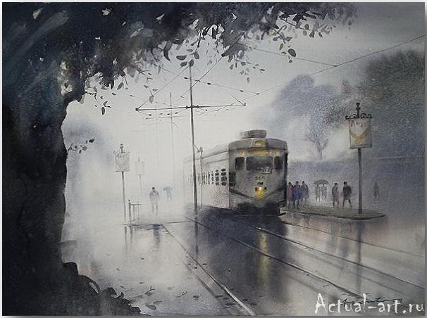 Ананта Мандаль (Ananta Mandal)_art_Живопись_04