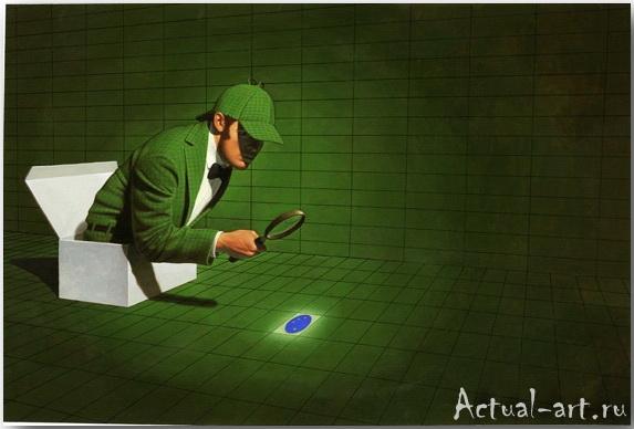 Thomas Ehretsmann – из комиксов в иллюстраторы
