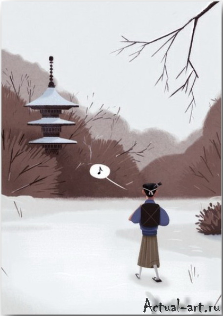 George Bletsis_Иллюстрации_11