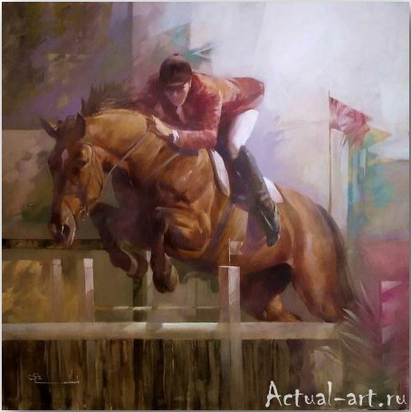 Spartaco Lombardo_art_Живопись_07