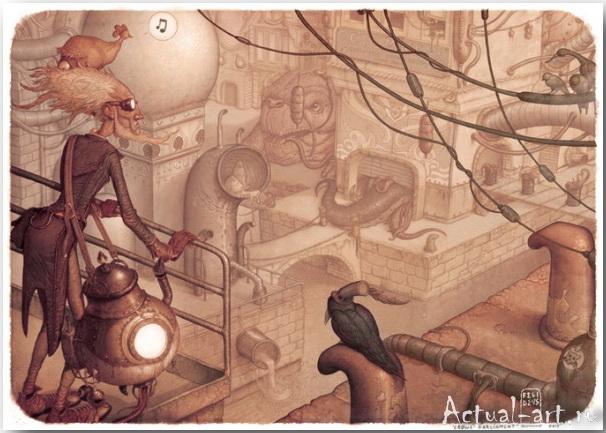 Фелидеус Бубаcтис (Felideus Bubastis)_illustration_04