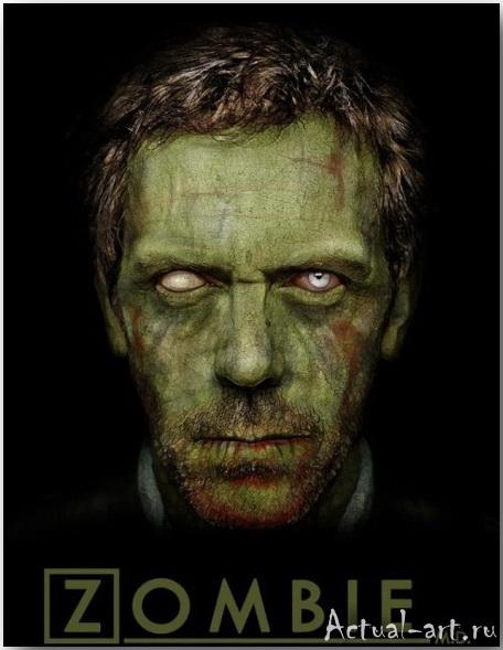 Даниэль Нардес (Daniel A. Nardes)_Famous Zombies_art_01