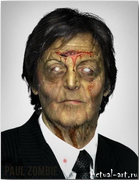 Даниэль Нардес (Daniel A. Nardes)_Famous Zombies_art_03