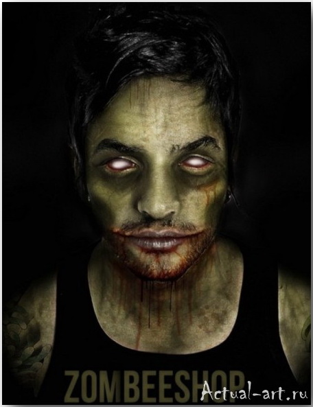 Даниэль Нардес (Daniel A. Nardes)_Famous Zombies_art_05