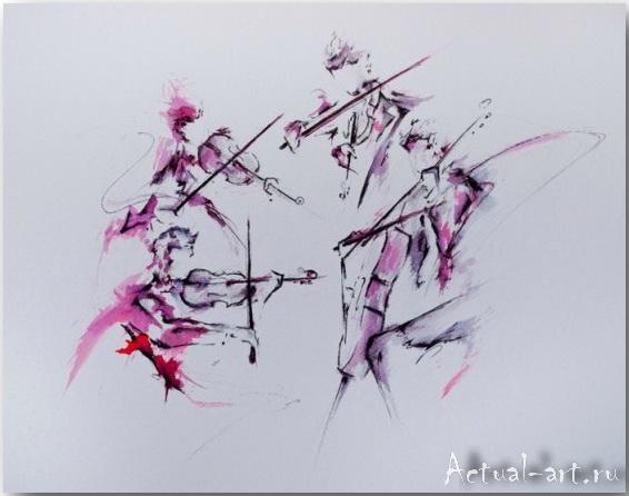 Марк Алланте (Marc Allante)_art_Живопись_02