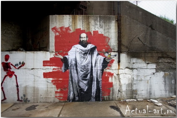 Гэбриэл Спектер (Gabriel Specter)_Street art_01