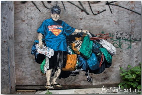 Гэбриэл Спектер (Gabriel Specter)_Street art_03