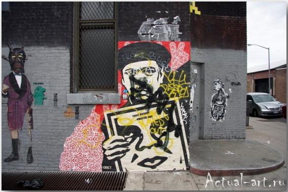 Гэбриэл Спектер (Gabriel Specter)_Street art_05