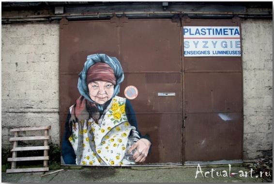Гэбриэл Спектер (Gabriel Specter)_Street art_07