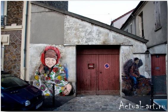 Гэбриэл Спектер (Gabriel Specter)_Street art_08