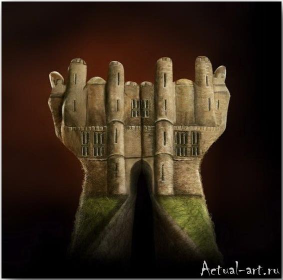 Энни Рэлли (Annie Ralli)_Hand art_04
