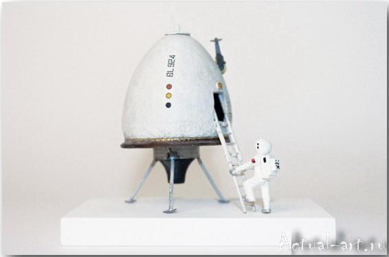 Ник Джоли (Nic Joly)_Sculpture_02