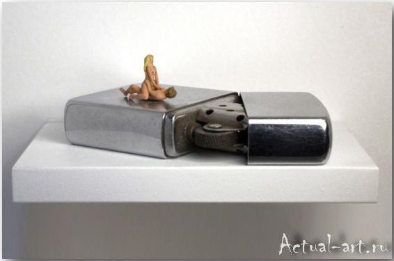 Ник Джоли (Nic Joly)_Sculpture_06