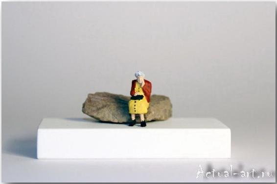 Ник Джоли (Nic Joly)_Sculpture_11