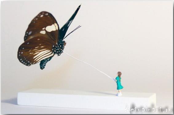 Ник Джоли (Nic Joly)_Sculpture_16