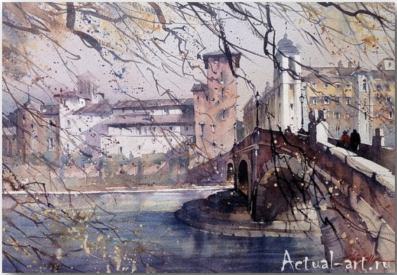Thomas W. Schaller_art_Живопись_01
