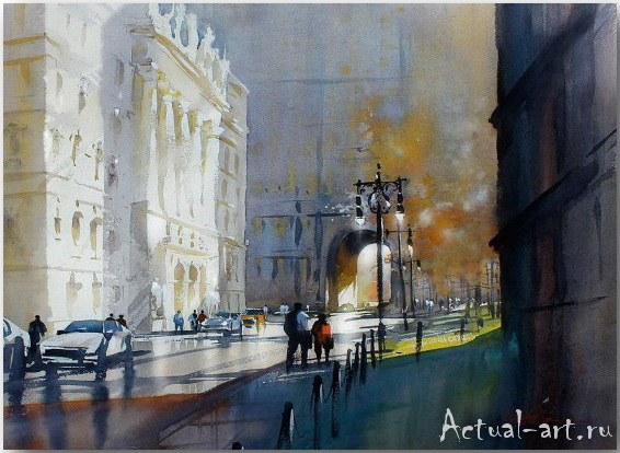 Thomas W. Schaller_art_Живопись_02