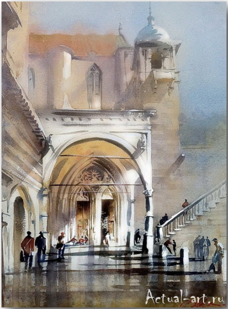 Thomas W. Schaller_art_Живопись_09
