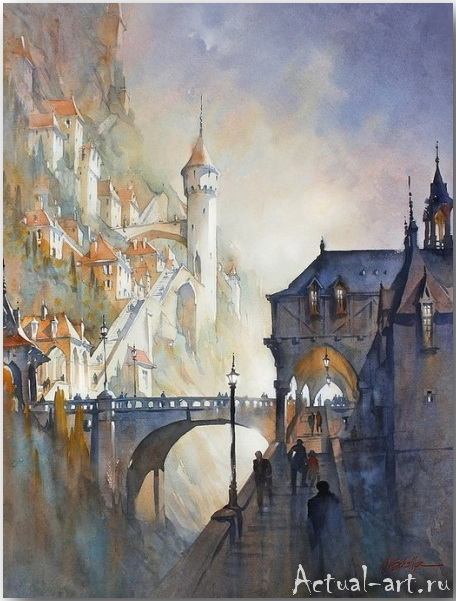 Thomas W. Schaller_art_Живопись_10