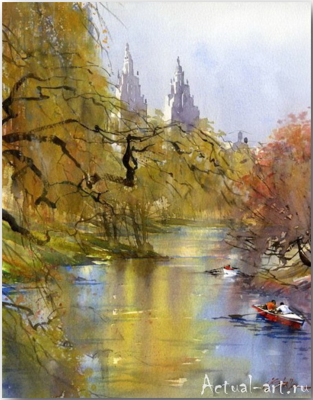 Thomas W. Schaller_art_Живопись_11