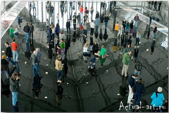 Antony Gormley: не верь глазам своим