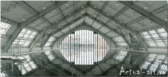 Энтони Гормли (Antony Gormley)_Horizon Field Hamburg_02