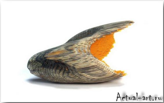 Лионель Боуден (Lionel Bawden)_Sculptures_02