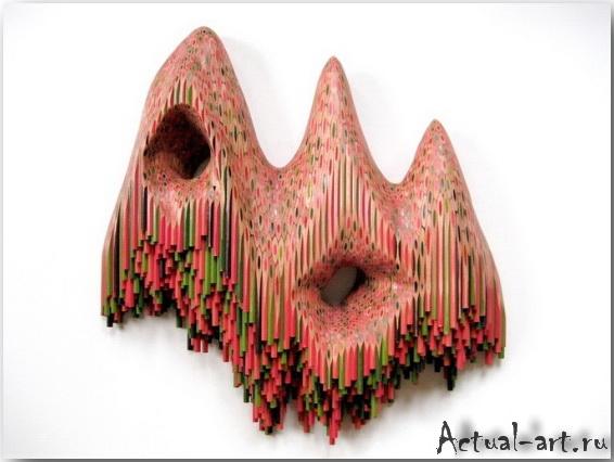 Лионель Боуден (Lionel Bawden)_Sculptures_03