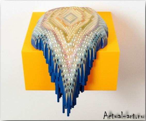Лионель Боуден (Lionel Bawden)_Sculptures_06