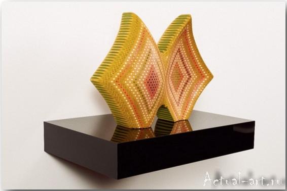 Лионель Боуден (Lionel Bawden)_Sculptures_08