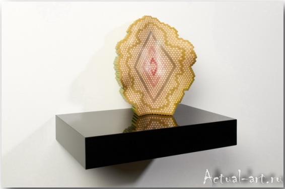 Лионель Боуден (Lionel Bawden)_Sculptures_11