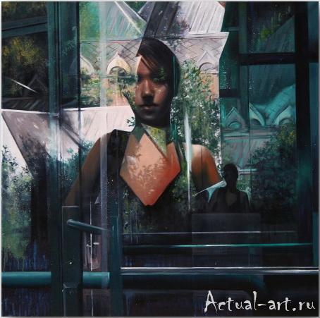 Lorella Paleni и ее новый мир в отражении витрин