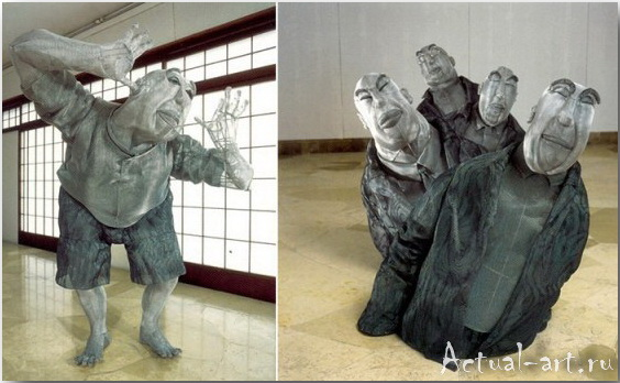 Юко Хишияма (Yuko Hishiyama)_art_Sculpture_01