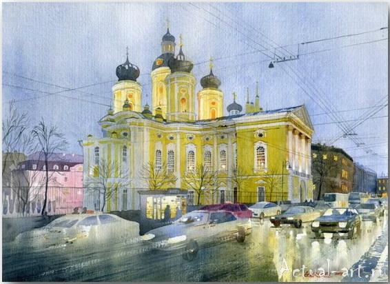 Грегор Врубель (Grzegorz Wrobel)_art_Живопись_02