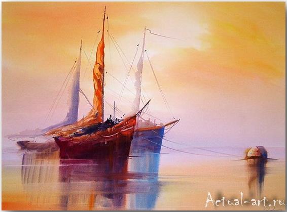 Arnold Lowrey_art_Живопись_02